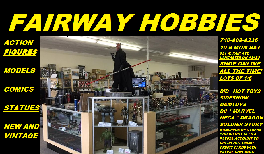 Fairway Hobbies