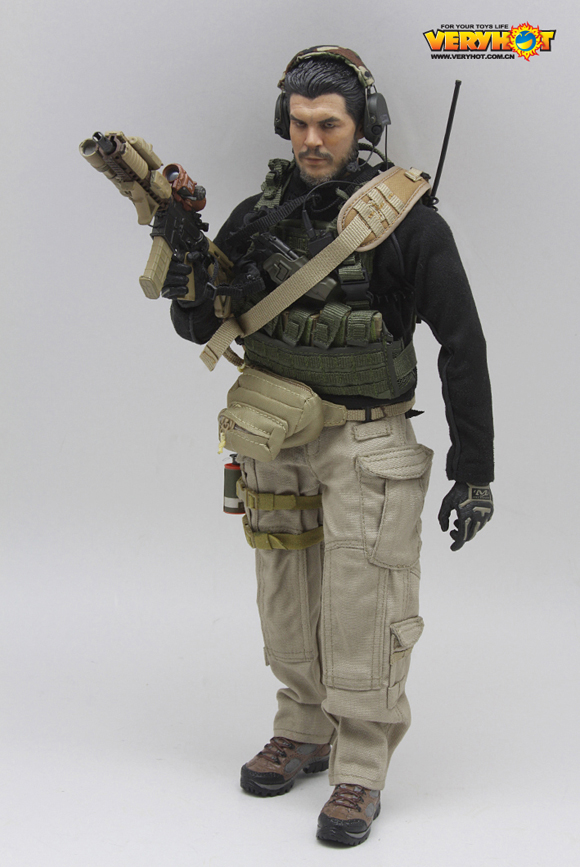 Very Hot Toys 1 6 Cia Central Intelligence Agency