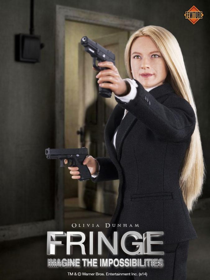 The Fringe 1 6 Scale Figure Olivia Dunham 183 Fairway Hobbies