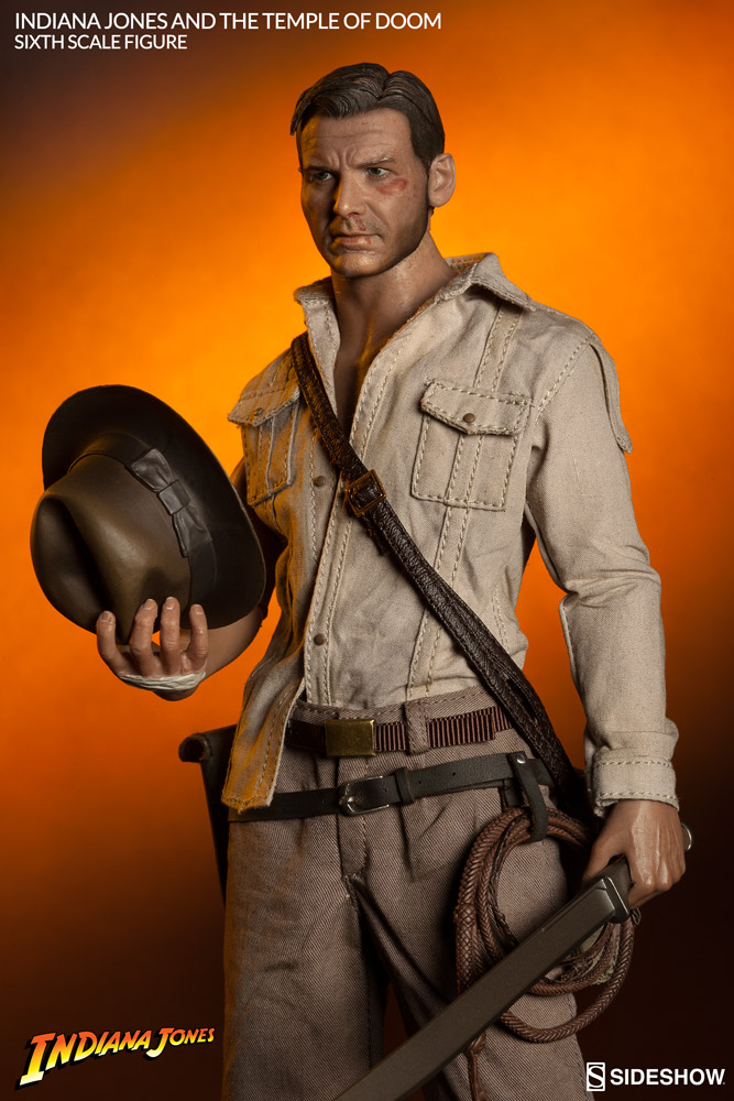 Indiana Jones Sixth Scale Figure by Sideshow Collectibles