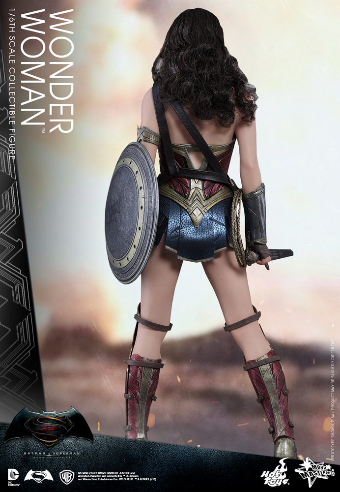 Preorder Wonder Woman Sixth Scale Figure By Hot Toys -5946