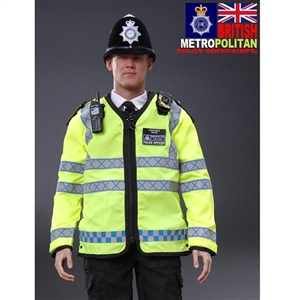 Modelingtoys British Police nude figure Wayne 1//6th scale toy accessory