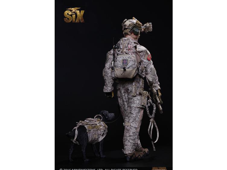 1 6 Scale U S Navy Seal Team Six Devgru K9 Mini Times