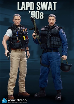 90/'s SWAT Kenny DID Action Figures Vest Set w// Pouches 1//6 Scale