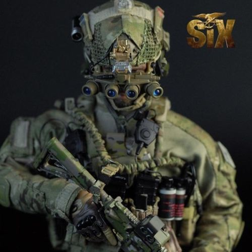 Mini Times 1 6 Scale 12 Quot Us Navy Seal Team Six Action
