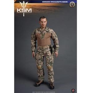 Soldier Story 1:6 Scale German KSM Kommando Spezialkräfte Marine VBSS SS104 USA