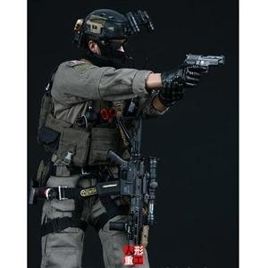1//6th MMS9003 US Navy Seal Underway Boarding Unit Soldier Figure Body Model