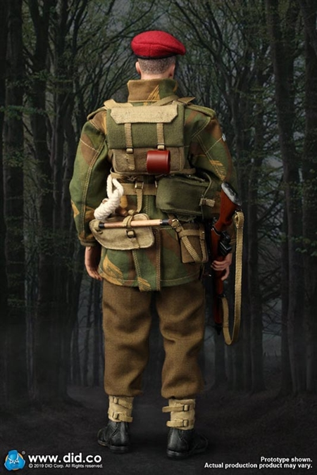 DID 1//6 SCALE WWII BRITISH NUDE FIGURE FROM SGT CHARLIE AIRBORNE K80136A