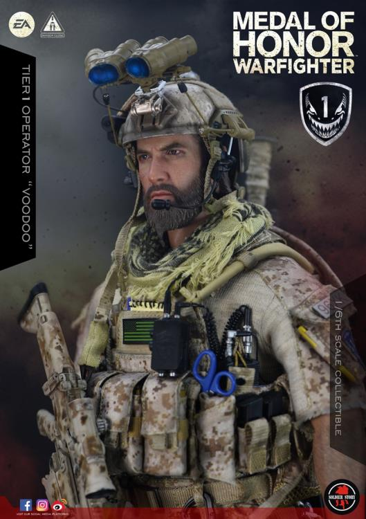 Soldier Story 1//6th Scale Medal Of Honor WarFighter Door Breach NO.SS106